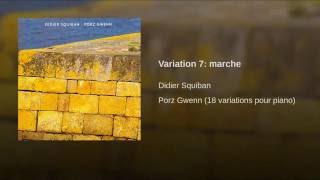Variation 7: marche