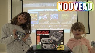 SORTIE SNES MINI • On joue au 1ER SUPER MARIO KART !! - Studio Bubble Tea