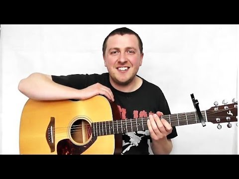 Learn 10 Easy Beatles Guitar Songs With Only 4 Chords - How To Play - Drue James