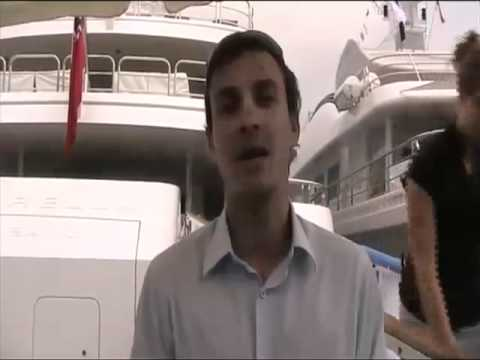 Yachting Pages Testimonial From Deckhand on M/Y Bacharella During Monaco Yacht Show 2010