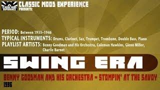 Benny Goodman and His Orchestra - Stompin' at the Savoy (1936)