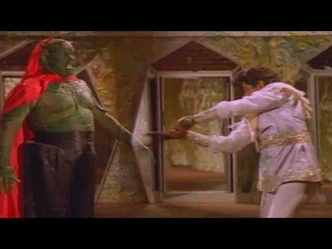 Bala Krishna & Beast Action Scene ||...