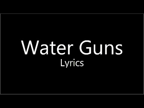 Water Guns - Todrick Hall ft. Jordin Sparks (Lyrics) - Straight Outta Oz