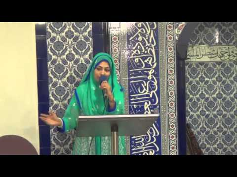 Javeria Saleem Europe Tour Part 4
