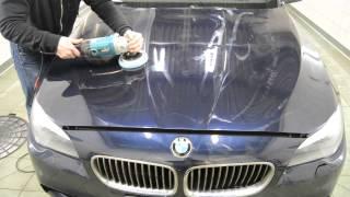 Полировка кузова автомобиля BMW(, 2013-12-19T02:38:26.000Z)