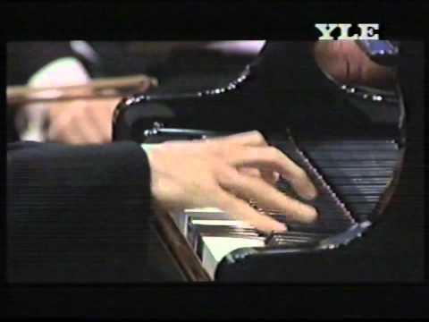Samuel Barber Piano Concerto I. Allegro appassionato