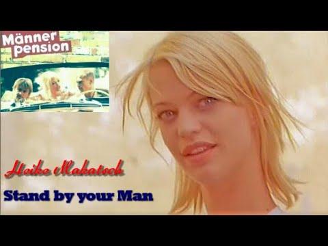 Stand by your  Man  Heike Makatsch   Männerpension  1996 HD