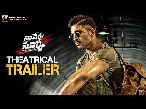 Naa Peru Surya Naa Illu India Trailer |...