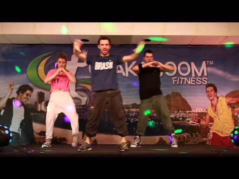 PSY - Right Now By Chakaboom Fitness