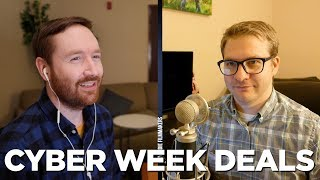 Cyber Week Filmmaking Deals | Hey.film podcast ep43