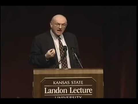 Landon Lecture   Bill Schneider