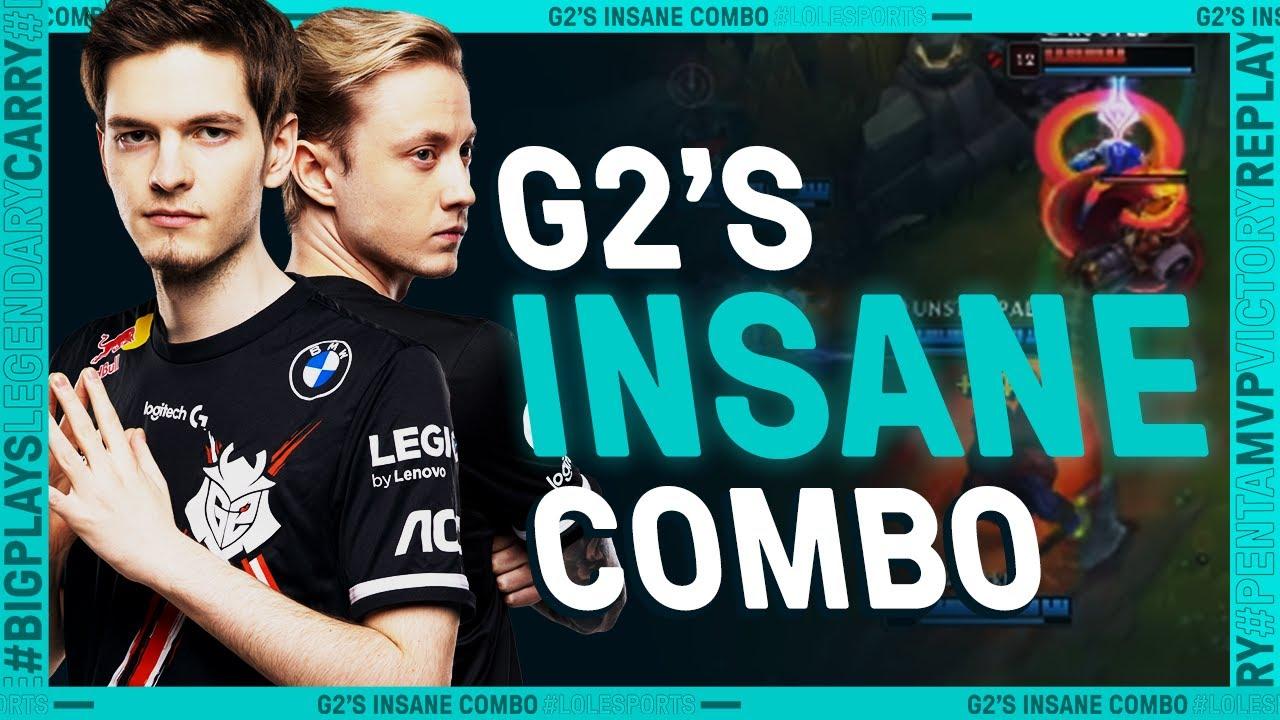G2's INSANE Sion Senna Combo | League Mixtape