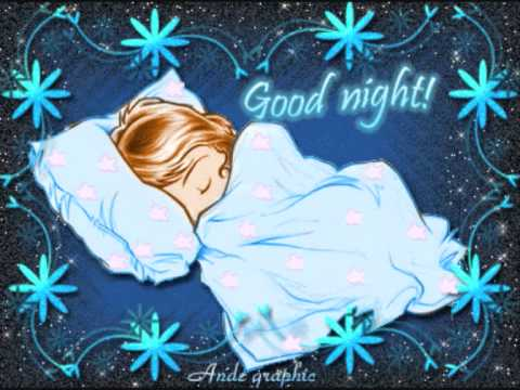 Buona notte e sogni d 39 oro youtube for Buonanotte cartoni