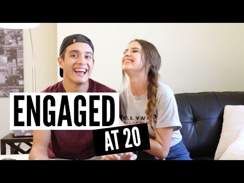Q&A: ENGAGED AT 20