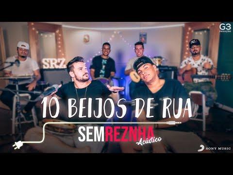 Sem Reznha Acústico - 10 Beijos de Rua *PAGODE* - Leo Santana