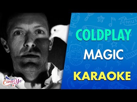 Coldplay - Magic (Karaoke) | CantoYo