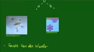 Interações Intermoleculares - Força de Van Der Waals