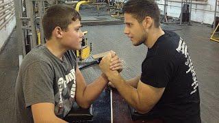 Evolution of SCHOOLBOY | Arm Wrestling Highlights 2017-2019