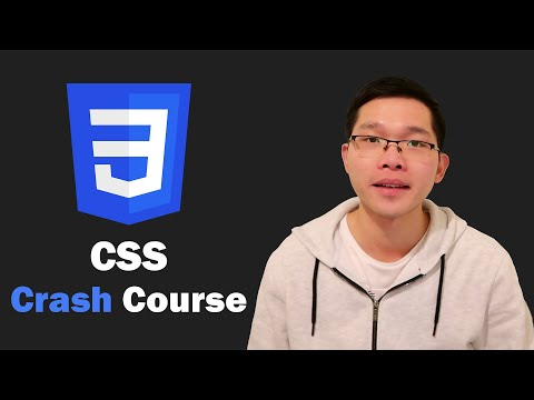 CSS Crash Course - Create a Responsive Website