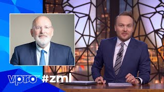 Portret Frans Timmermans - Zondag met Lubach (S10)