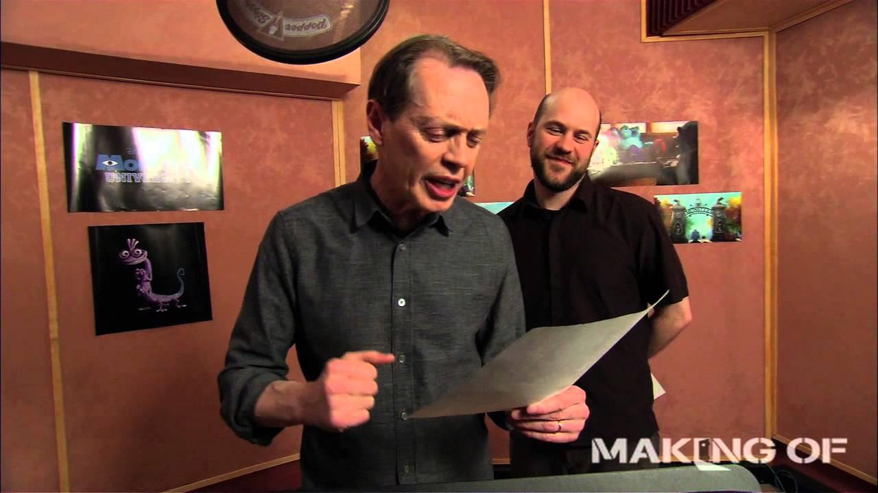 Download 'Monsters University' Cast Recording Sessions Part 1