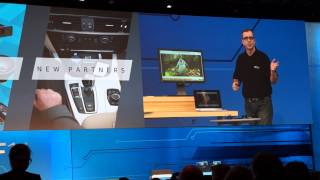 Intel Demos Wireless Charging, WiGig Connectivity