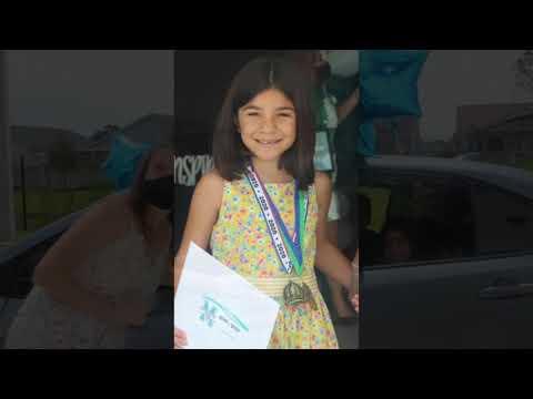 Mater Palms Academy Kindergarten Graduation 2020