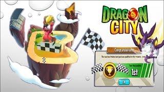 Dragon City - Heroic Race: Fenrir Dragon [1st Congratulation]