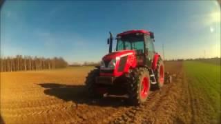 Polskie rolnictwo : Siew jęczmienia