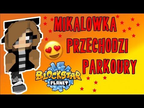 Mikalowka przejmuje BSP! | Parkoury na BlockStarPlanet [#21]