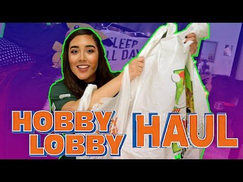 CHEAP HOBBY LOBBY ART SUPPLY HAUL