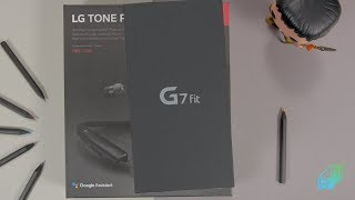 LG G7 fit + LG Tone Platinum SE Czy warto? | Robert Nawrowski