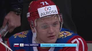 Кубок Карьяла-2017. Финляндия - Россия 3:2. Обзор матча