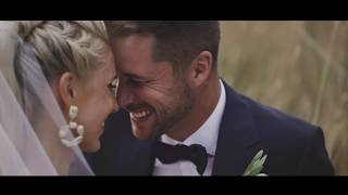 Scott McGregor (Neighbours - Mark Brennan) & Biaka Voight Wedding