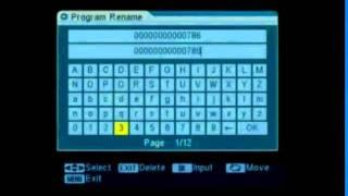 biss key edit in startrack kifayat92