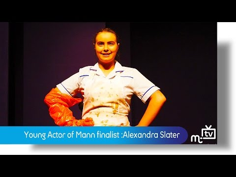 Young Actor of Mann: Alexandra Slater