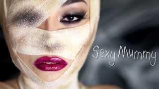 Halloween Makeup☆Sexy Mummy Makeup Thumbnail