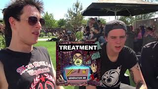 [MMTV ]THE TREATMENT AT HELLFEST 2017