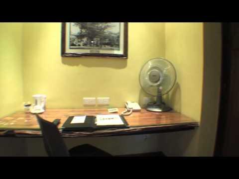 Economy Room - at the Fairview Hotel, Nairobi, Kenya