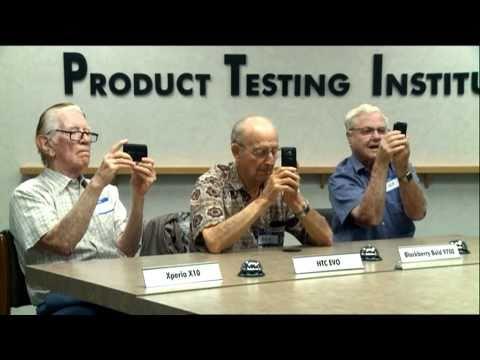 Product Testing Institute - Seniors