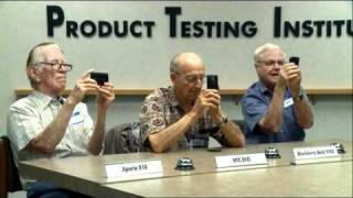 Product Testing Institute - Seniors