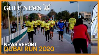 Dubai transforms into a running track for Dubai Run 2020