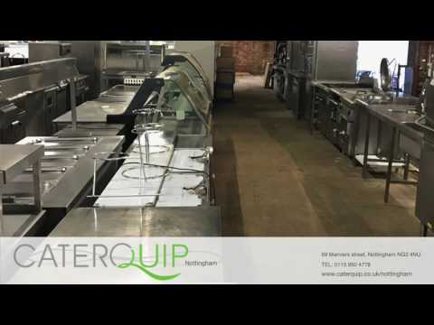 Catering Equipment Nottingham