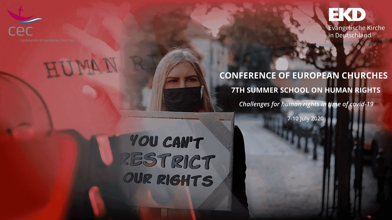 #CEC Summer School 2020: Human Rights in Times of #COVID-19