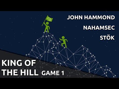 KING OF THE HILL With John Hammond, NahamSec & STÖK