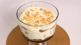 Gingerbread Tiramisu Trifle Recipe - Laura Vitale - Laura In The Kitchen Episode 511