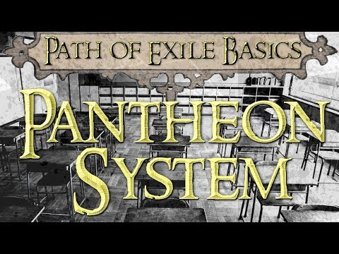 Pantheon & Divine Vessel System  | Guide/Demo/Walk-through