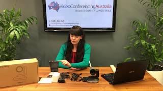 Meet The Logitech PTZ Pro 2 - Video Conferencing Australia