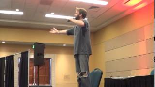 Omnicon 2015 - Ask Austin Tindle Weird Things (Pt.1)