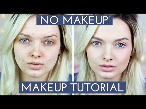 Acne Coverage // 'No Makeup' Makeup Tutorial // MyPaleSkin thumbnail